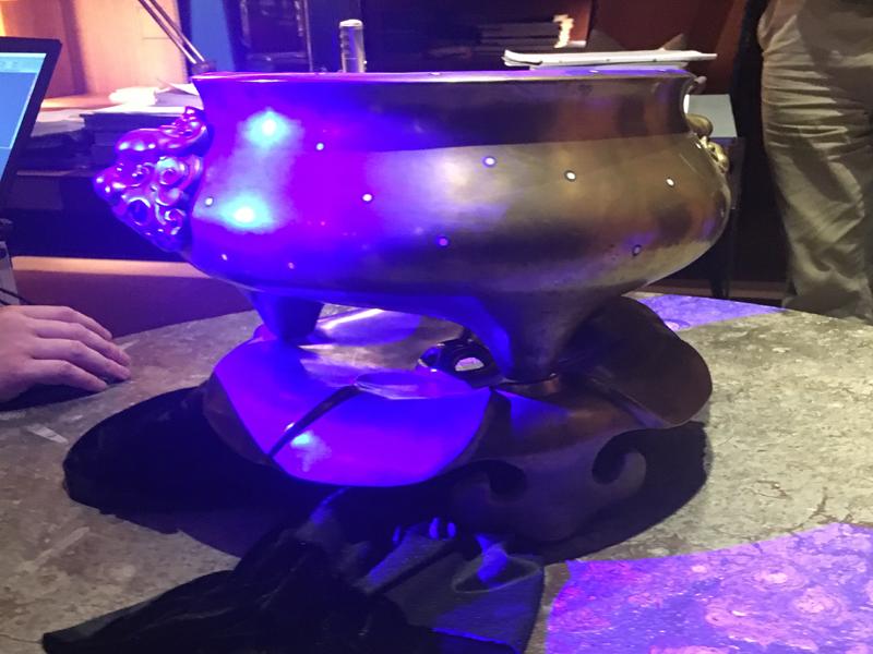 Bronze Incense Burner 2
