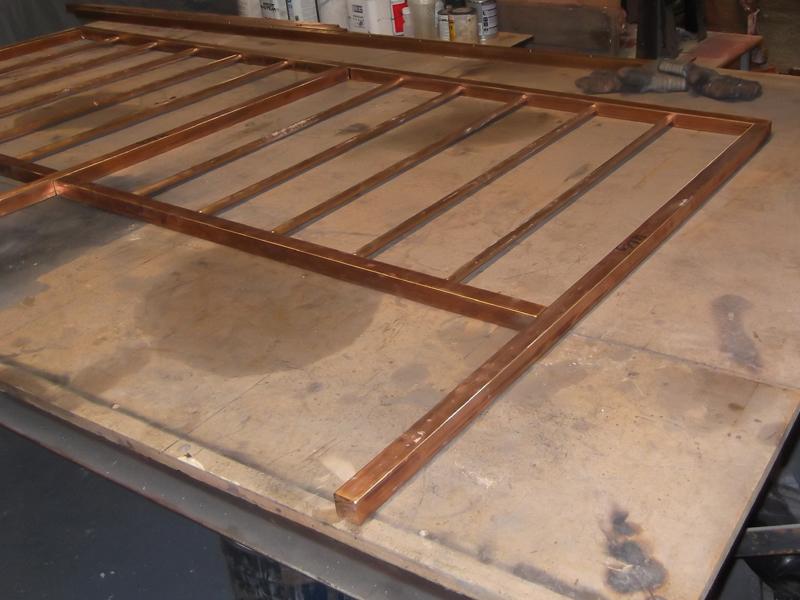 Bronze Railings